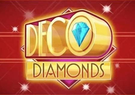 Deco Diamonds, zungusha gurudumu la hazina na ufurahie starehe!