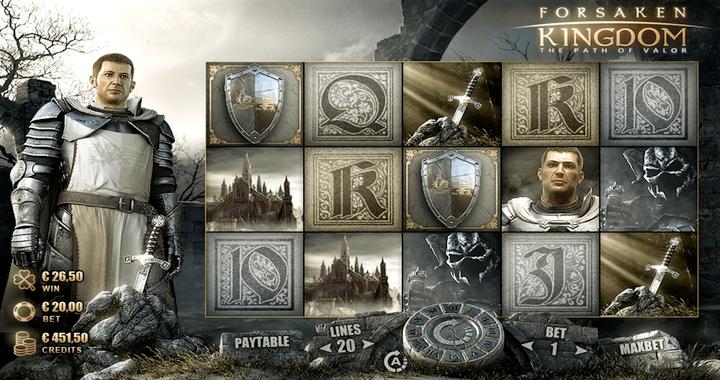 Forsaken Kingdom Online Slot