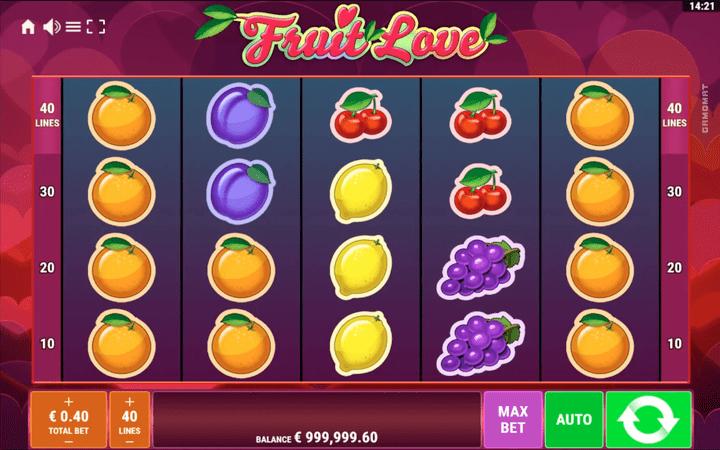 Fruit Love Online Slot