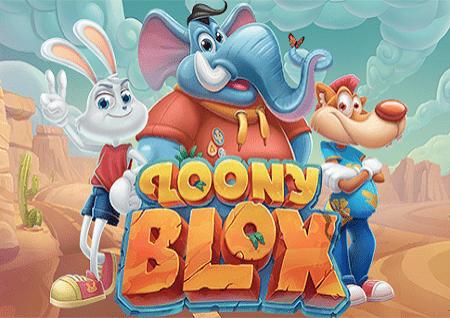 Loony Blox – burudani unapoendesha ukiwa na wahusika wa katuni!