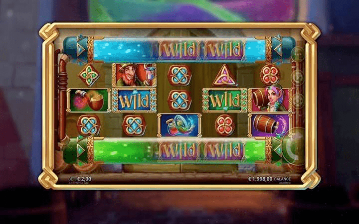Rainbrew - Online Slots