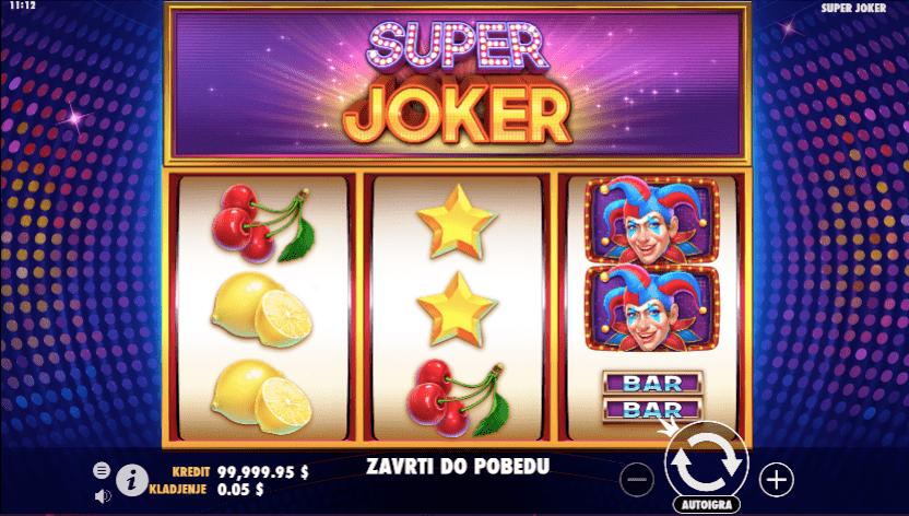 Super Joker Online Slot