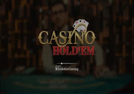 Casino Hold'em – inaongeza ushindi wako kwa mkeka wa bonasi!