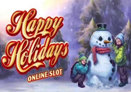 Happy Holidays – anga la sikukuu katika sloti ya video!