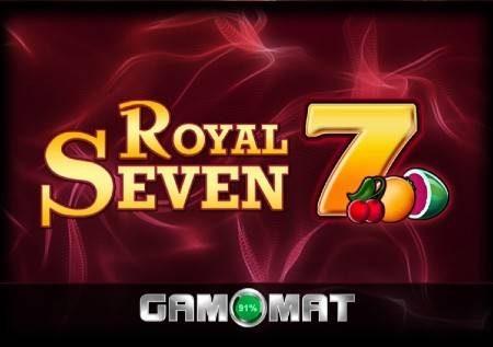 Royal Seven – sloti ambayo itakuhudumia ushindi wa kifalme