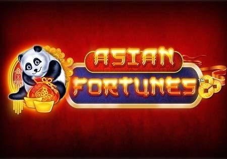 Asian Fortunes na panda wa ajabu wanakupa ushindi mkubwa!