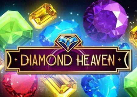 Diamond Heaven – gusa anga linalong'aa kwa almasi!