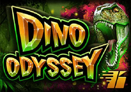 Dino Odyssey – ingia katika msako wa almasi zenye thamani!