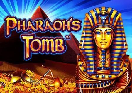 Pharaoh's Tomb – shinda hazina za thamani za farao!