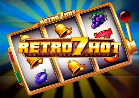 Retro 7 Hot – hisi joto la jakpoti kubwa ya ushindi!