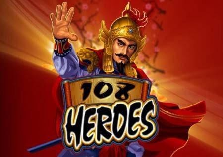 108 Heroes – mashujaa wa Kichina wanakupatia mapato ya juu!