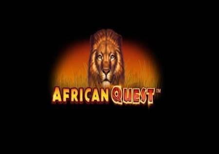 African Quest – muito wa wild unaleta vizidisho vikubwa