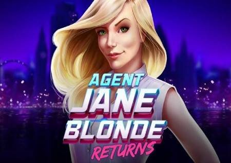 Agent Jane Blond Returns – kurudi kwa blonde wa aina yake!