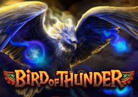 Bird of Thunder – shinda bonasi za juu kukiwa na nguvu ya radi!