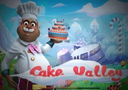 Cake Valley – sloti ya video ambayo inakupatia ushindi mnono!