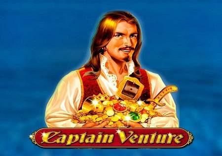 Captain Venture inakupeleka katika uhondo wa gemu za bonasi!