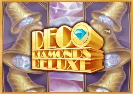 Deco Diamonds Deluxe – zunguka katika starehe ya gurudumu la bahati!