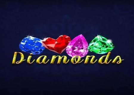 Diamonds – umaridadi wa sloti ya video ikiwa na jakpoti tatu!