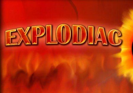 Explodiac – hisi mlipuko wa bonasi kubwa za ushindi!