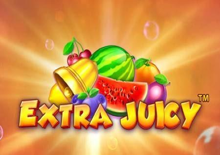 Extra Juicy – miti ya matunda inayopendeza ikiwa na bonasi za kuteka akili yako!