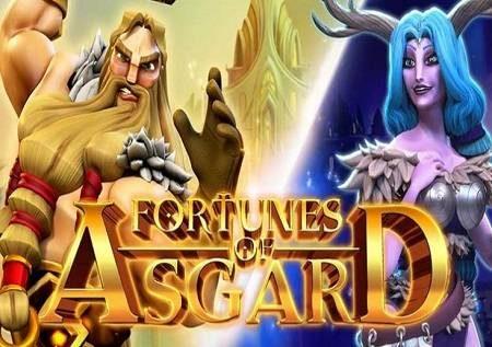 Sloti ya Fortunes of Asgard inakuletea vionjo kibao!