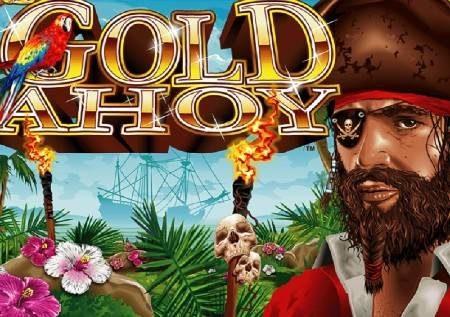 Gold Ahoy – haramia anakusalimu katika sloti mpya ya video!