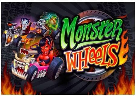 Monster Wheels – utamu wa sloti nzuri ya video katika uhondo huo!