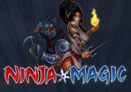Ninja Magic – wapiganaji wa zamani wa Kijapani katika sloti mpya ya video!