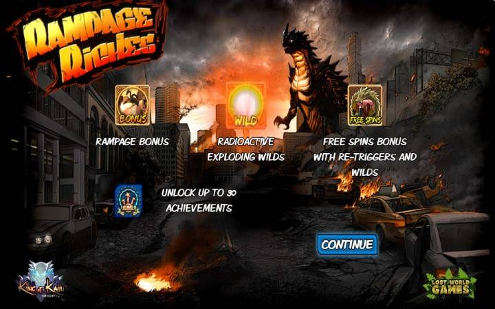 Rampage Riches