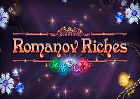 Romanov Riches – kupitia gurudumu la bahati mpaka kufikia katika ushindi mnono!