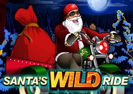 Santa's Wild Ride – pata zawadi ya Mwaka Mpya!