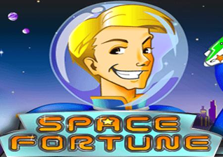 Space Fortune – wale cosmos ni kikomo cha raha kubwa!