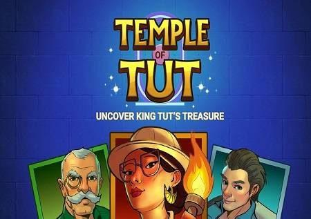 Temple Of Tut inaficha mizunguko kibao ya bure!