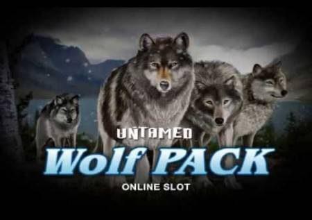 Untamed Wolf Pack – hisi muito wa 'wild' katika sloti ya video!