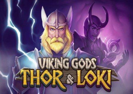 Viking Gods: Thor & Loki – zawadi ya miungu wema!
