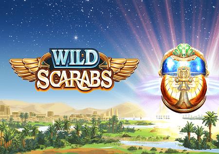 Wild Scarabs – ulimwengu wa Misri ya kale unakupa raha!