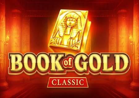 Book of Gold: Classic – gemu ambayo inaleta ushindi wa dhahabu!