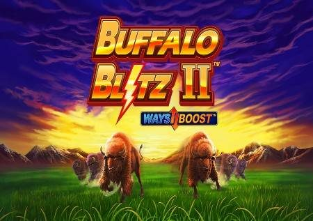 Buffalo Blitz II – Prairie wa Amerika ya Kaskazini katika sloti mpya!
