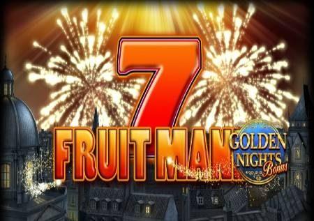 Fruit Mania Golden Nights – bonasi za usiku wa dhahabu!