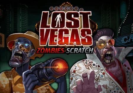 Lost Vegas Zombies Scratch – karibu katika sherehe ya zombi!