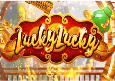 Sloti ya kasino ya Lucky Lucky inagawa bonasi kwenye mikono na kofia!