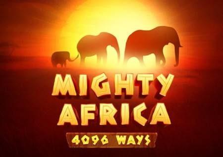 Mighty Africa – wanyama wa mwituni katika gemu mpya ya kasino!