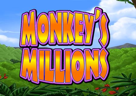 Monkey's Millions – gemu ya kasino inaleta gemu kubwa za bonasi!