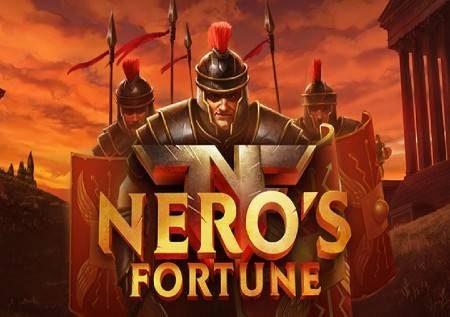 Nero's Fortune – mfalme maarufu wa Kirumi katika gemu mpya ya kasino!