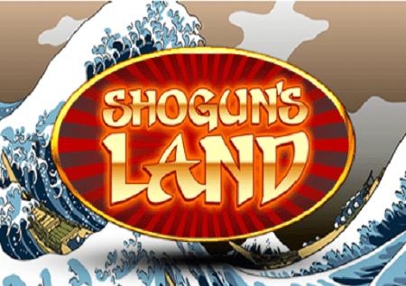 Shogun's Land – uhondo wa kipekee kukiwa na jokeri!