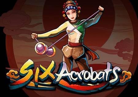 Six Acrobats inakuletea maajabu ya shoo ya kasino!