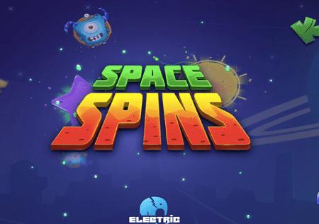Space Spins na aliens wanaleta jokeri wa cosmic!