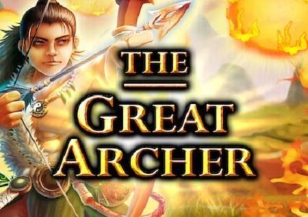 The Great Archer inakupeleka katika msako wa bonasi za kasino!