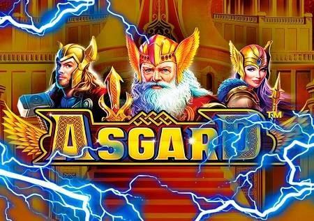 Asgard na miungu wa Nordic wanakusubiri kwa ajili ya gemu maalum!