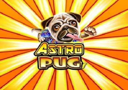 Astro Pug – ushindi wa kinajimu wa sloti ya juu!